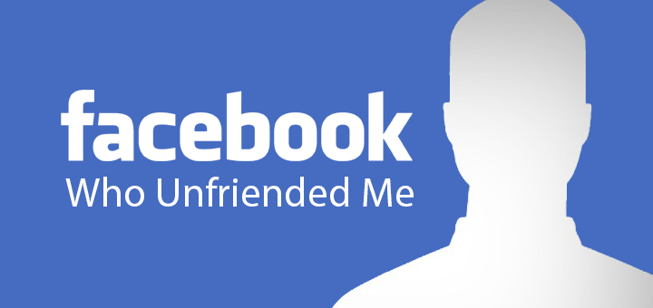 Who Unfriended Me??