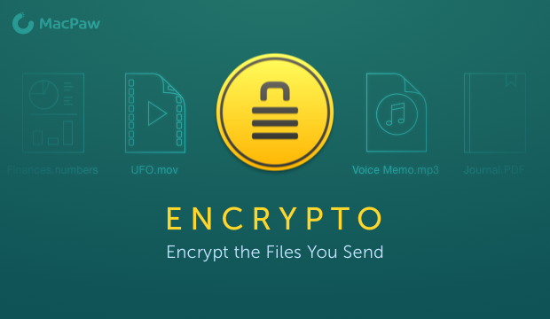 Encrypto: Secure Your Files
